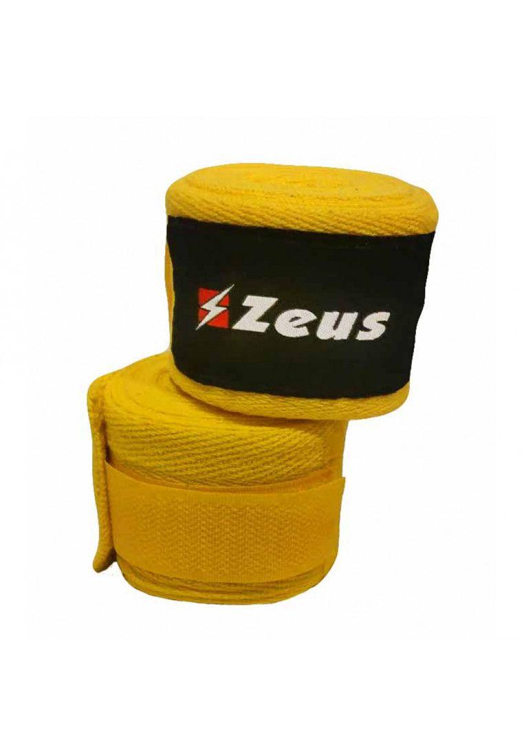 Бинты боксерские Zeus BENDAGGIO mt 3,5 GIALL (1 пара) Z00005