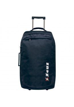 Спортивная сумка Zeus BORSA MINI STAR TROLLEY NERO Z01013 Спортивная сумка Zeus BORSA HAND TROLLEY BLU Z00027