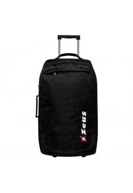 Спортивная сумка Zeus BORSA CICCIO BL/RE Z00740 Спортивная сумка Zeus BORSA HAND TROLLEY NERO Z00028