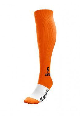 Носки спортивные Zeus CALZA TECNIKA ALTA ROYAL Z00665 Гетры Zeus CALZA ENERGY ARANC Z00043