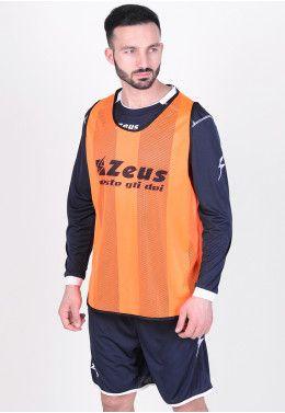 Манишка футбольная Zeus CASACCA PROMO SKY Z00098 Манишка футбольная Zeus CASACCA PROMO ARANC Z00092