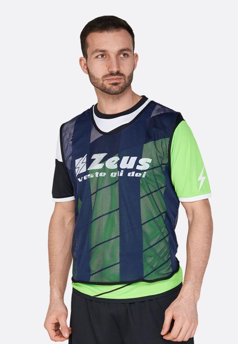 Манишка футбольная Zeus CASACCA PROMO BLU Z00093