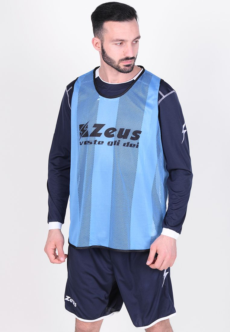 Манишка футбольная Zeus CASACCA PROMO SKY Z00098