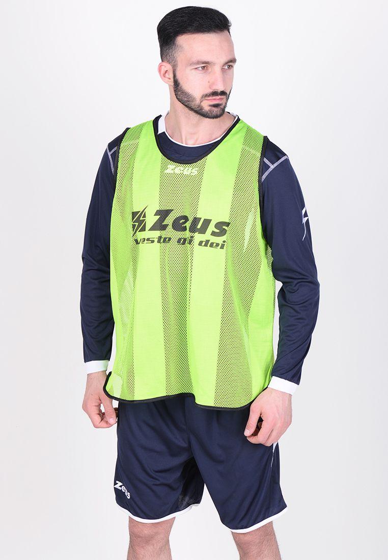 Манишка футбольная Zeus CASACCA PROMO VERDE Z00099