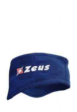 Повязка на голову Zeus FASCIA PILE BLU Z00104