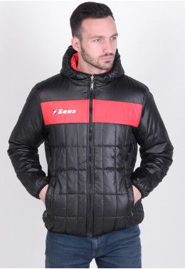 Ветровка для бега (без рукавов) Zeus GILET FLASH FL/NE Z00674 Куртка Zeus GIUBBOTTO APOLLO NE/RE Z00126