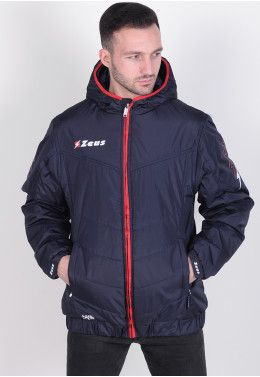 Куртка Zeus BOMBER FAUNO BL/GI Z01268 Куртка Zeus GIUBBOTTO ULYSSE BL/RE Z00156