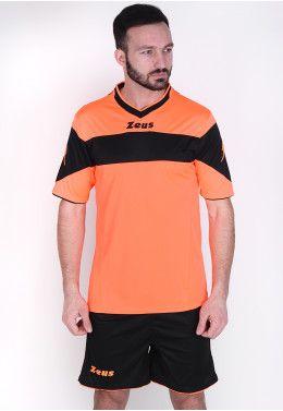 Футбольная форма Футбольная форма (шорты, футболка) Zeus KIT APOLLO AF/NE Z00170