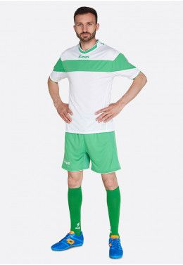 Футбольная форма (шорты, футболка) Zeus KIT APOLLO BI/VE Z00172