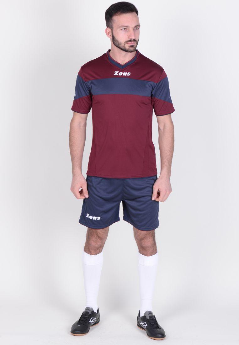 Футбольная форма (шорты, футболка) Zeus KIT APOLLO BL/GN Z00174