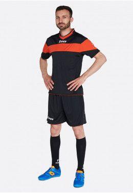 Футбольная форма (шорты, футболка) Zeus KIT APOLLO NE/AR Z00178