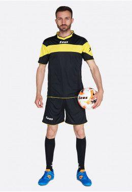 Футбольная форма (шорты, футболка) Zeus KIT APOLLO NE/GI Z00179