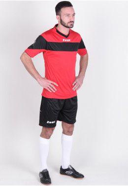 Футбольная форма (шорты, футболка) Zeus KIT GRYFON GF/BL Z00221 Футбольная форма (шорты, футболка) Zeus KIT APOLLO RE/NE Z00181