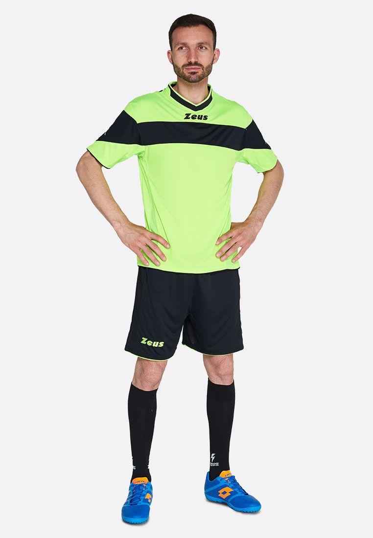 Футбольная форма (шорты, футболка) Zeus KIT APOLLO VF/NE Z00182