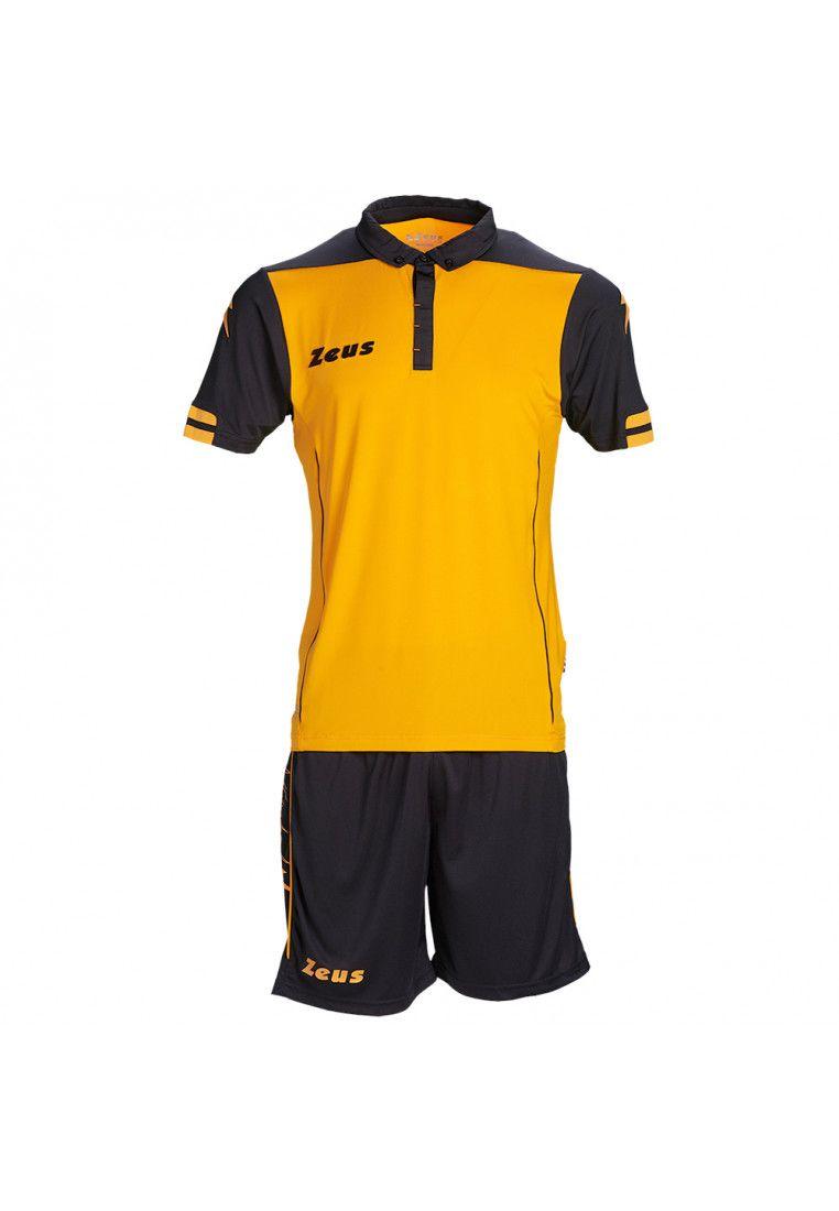 Футбольная форма (шорты, футболка) Zeus KIT AQUARIUS AM/NE Z00183