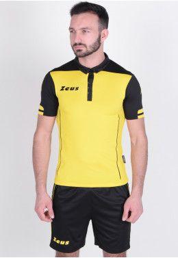 Футбольная форма (шорты, футболка) Zeus KIT AQUARIUS GI/NE Z00186