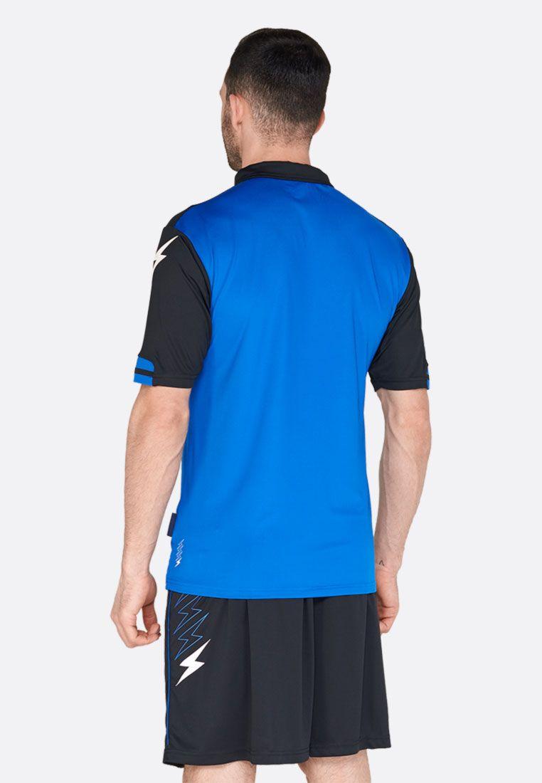 Футбольная форма (шорты, футболка) Zeus KIT AQUARIUS RO/NE Z00192