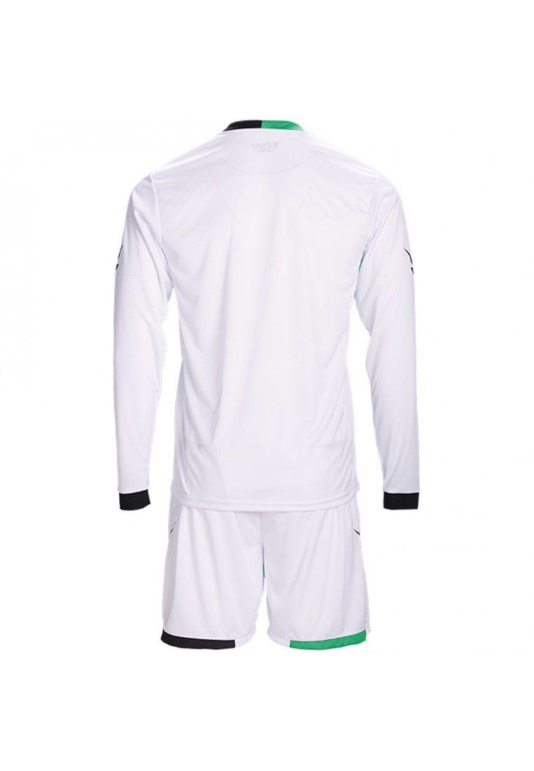 Футбольная форма (шорты, футболка длинный рукав) Zeus KIT B-NARIO NEW NE/VE Z00195
