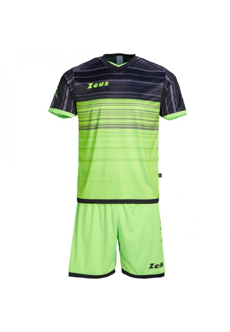 Футбольная форма (шорты, футболка) Zeus KIT ELIO VF/NE Z00212