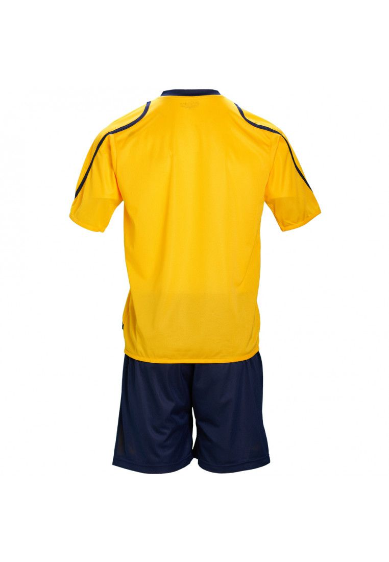 Футбольная форма (шорты, футболка) Zeus KIT FAUNO M/C BL/GI Z00214