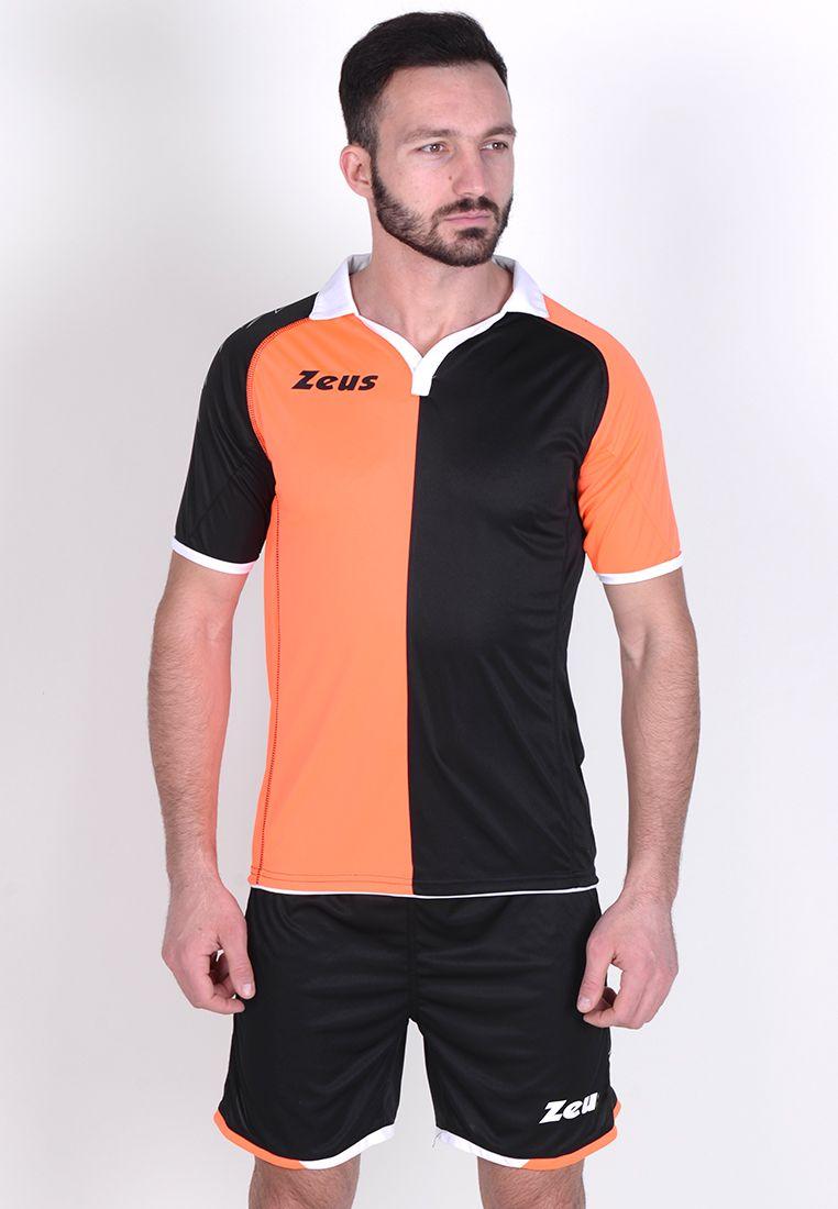 Футбольная форма (шорты, футболка) Zeus KIT GRYFON AF/NE Z00218