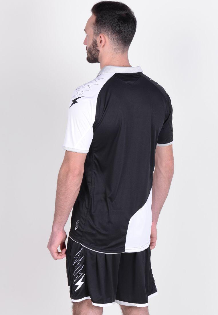 Футбольная форма (шорты, футболка) Zeus KIT GRYFON BI/NE Z00219