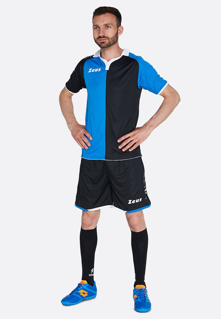 Футбольная форма (шорты, футболка) Zeus KIT GRYFON NE/RO Z00222