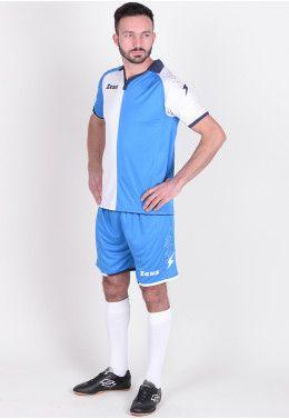 Футбольная форма (шорты, футболка) Zeus KIT GRYFON RO/BI Z00224