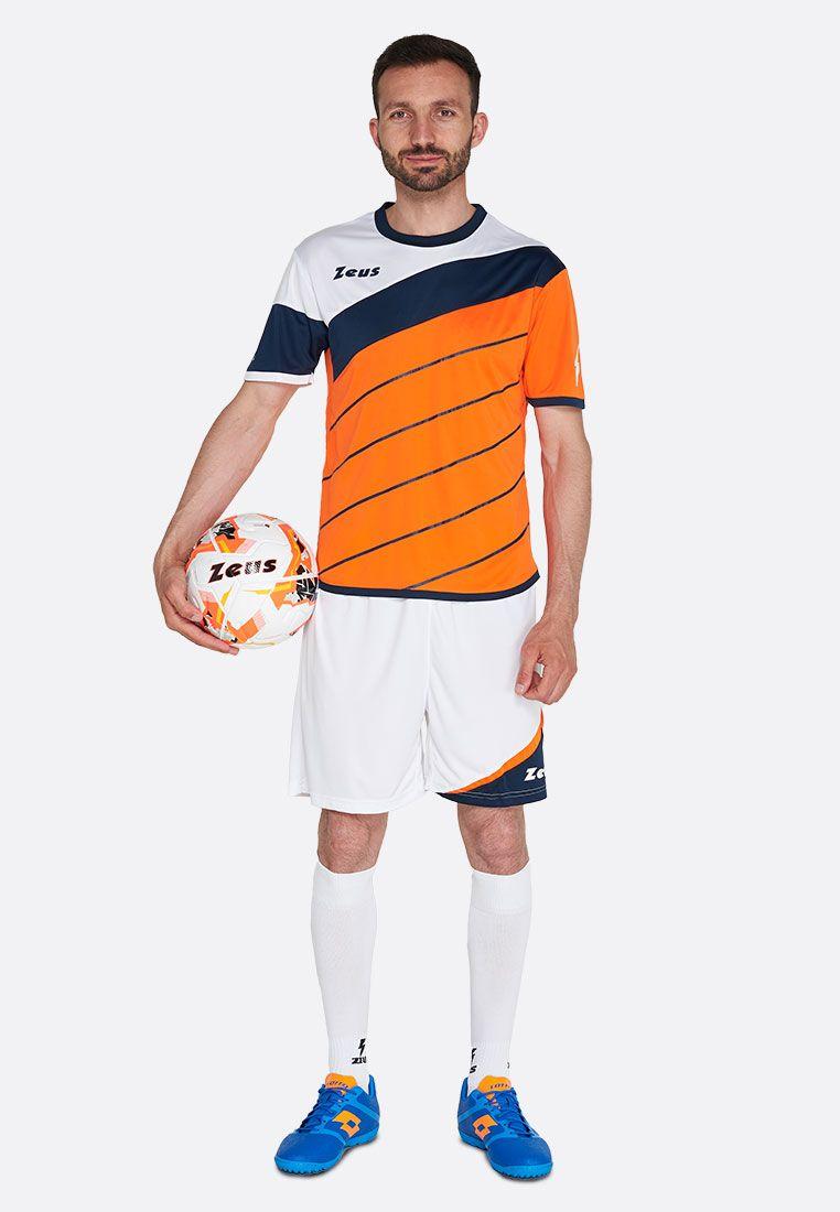 Футбольная форма (шорты, футболка) Zeus KIT LYBRA UOMO AR/BL Z00231