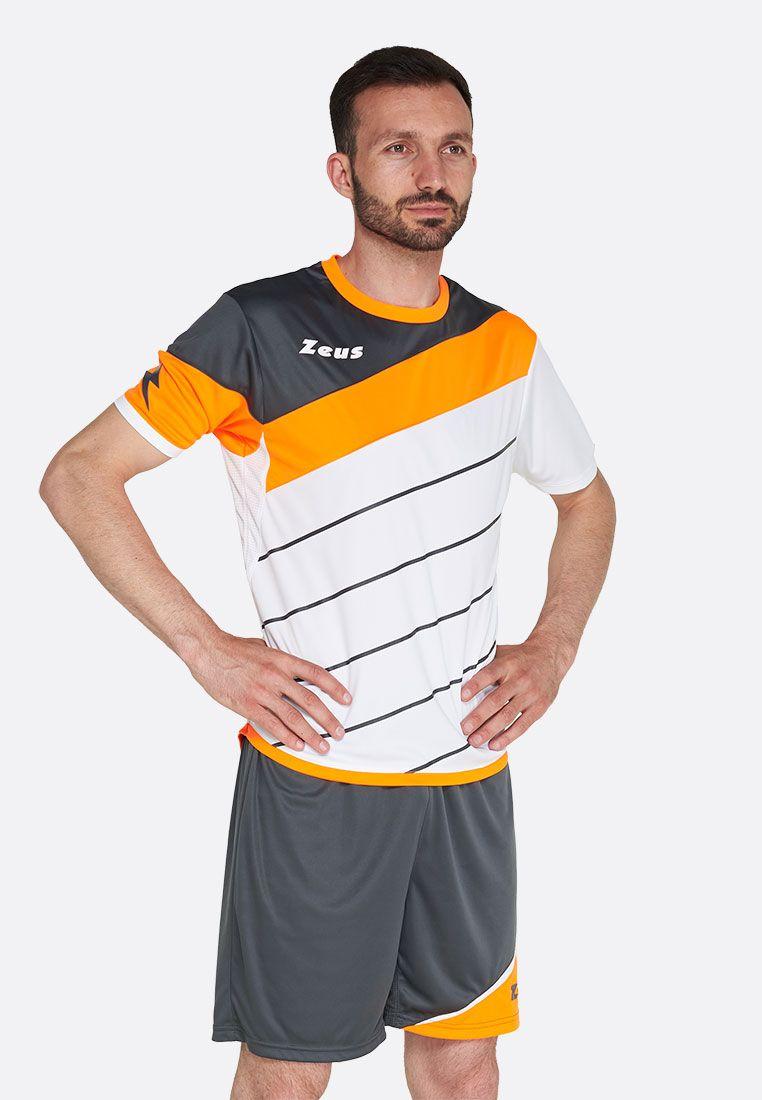 Футбольная форма (шорты, футболка) Zeus KIT LYBRA UOMO BI/AR Z00232