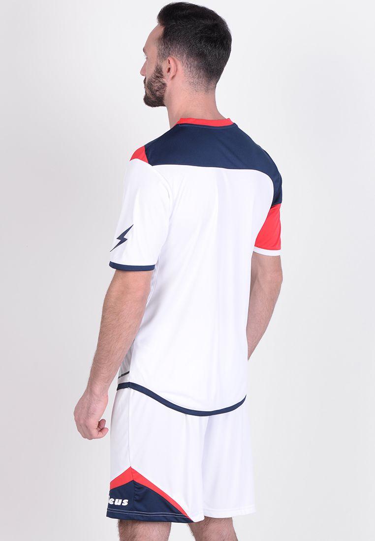 Футбольная форма (шорты, футболка) Zeus KIT LYBRA UOMO BI/RE Z00233
