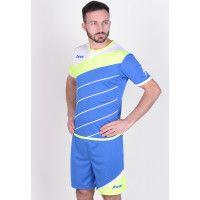 Футбольная форма (шорты, футболка) Zeus KIT LYBRA UOMO ER/FL Z00235