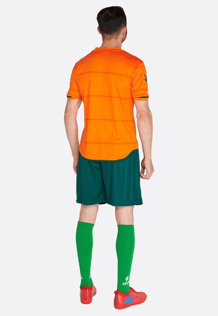 Футбольная форма (шорты, футболка) Zeus KIT OMEGA AR/VE Z00242