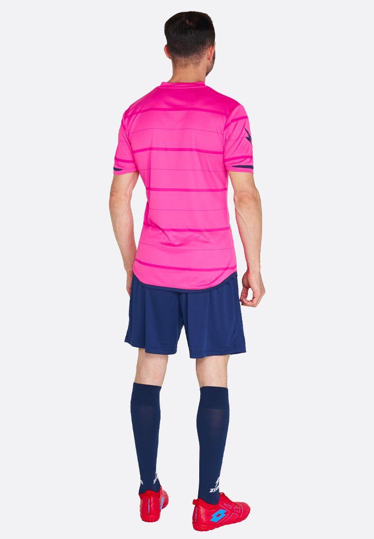Футбольная форма (шорты, футболка) Zeus KIT OMEGA FX/BL Z00243
