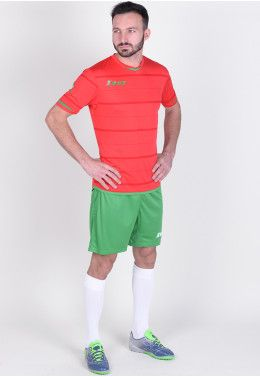 Футбольная форма (шорты, футболка) Zeus KIT OMEGA RE/VE Z00245