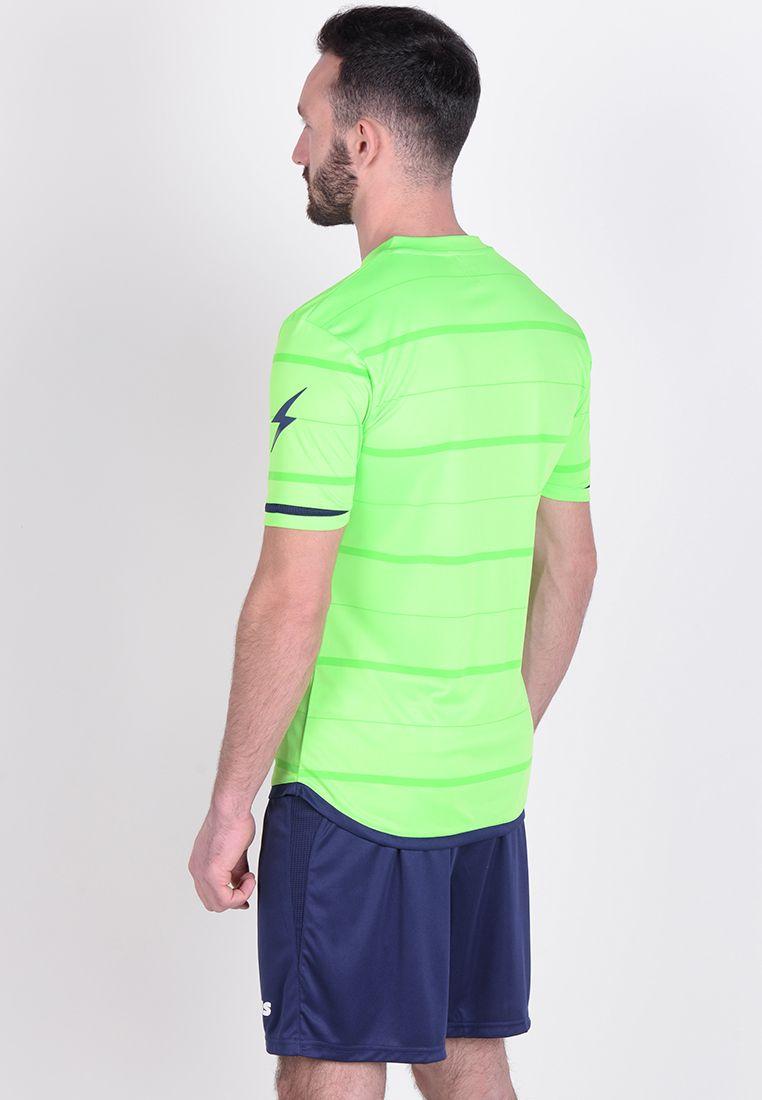 Футбольная форма (шорты, футболка) Zeus KIT OMEGA VF/BL Z00247