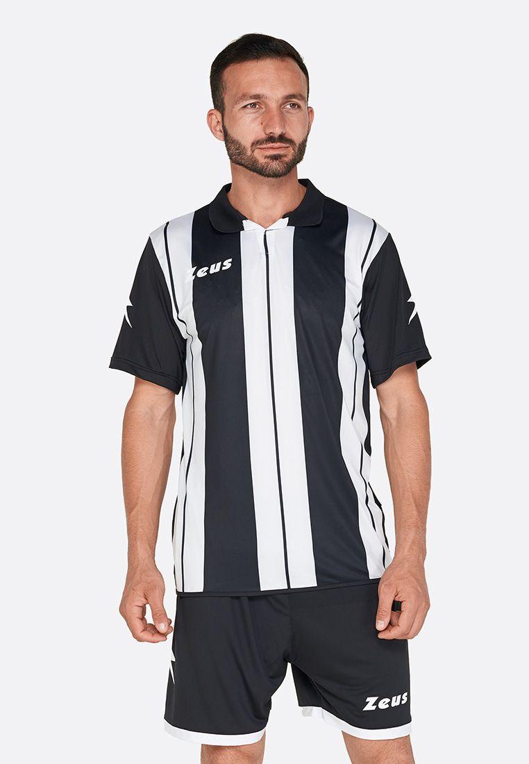 Футбольная форма (шорты, футболка) Zeus KIT PITAGORA NE/BI Z00248