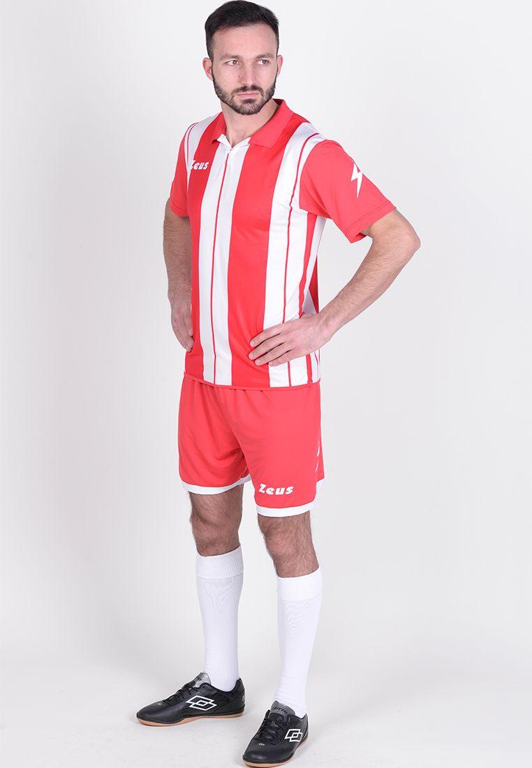 Футбольная форма (шорты, футболка) Zeus KIT PITAGORA RE/BI Z00249