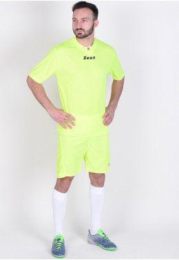Футбольная форма (шорты, футболка) Zeus KIT AQUARIUS RE/BI Z00189 Футбольная форма (шорты, футболка) Zeus KIT PROMO GIAFL Z00262