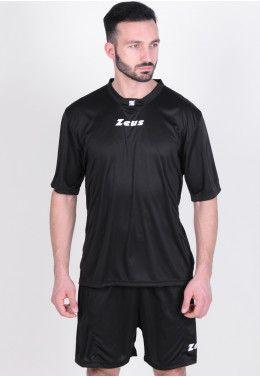 Футбольная форма (шорты, футболка) Zeus KIT VESUVIO BL/RO Z00647 Футбольная форма (шорты, футболка) Zeus KIT PROMO NERO Z00263