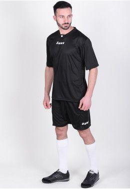Футбольная форма (шорты, футболка) Zeus KIT PROMO GIAFL Z00262 Футбольная форма (шорты, футболка) Zeus KIT PROMO NERO Z00263