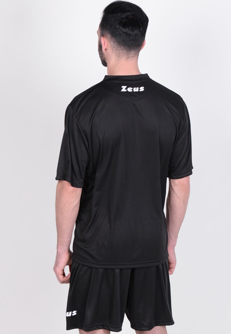 Футбольная форма (шорты, футболка) Zeus KIT PROMO NERO Z00263