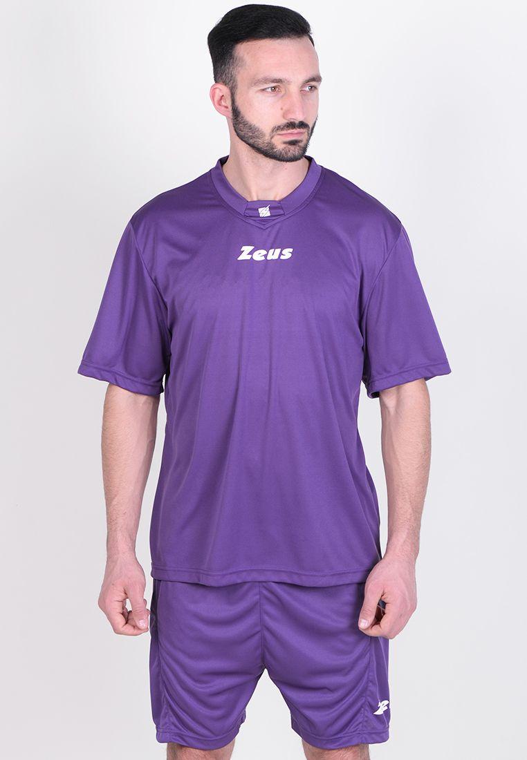 Футбольная форма (шорты, футболка) Zeus KIT PROMO VIOLA Z00265
