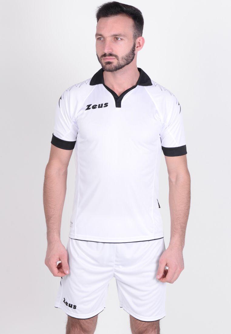 Футбольная форма (шорты, футболка) Zeus KIT SCORPION BI/NE Z00268