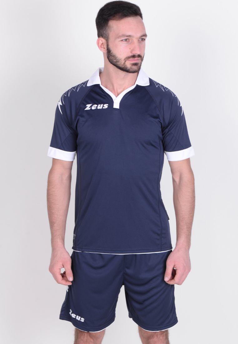 ᗌФутбольная форма (шорты, футболка) Zeus KIT SCORPION BL/BI Z00269ᗏ -  Купить в Официальном Интернет-Магазине Zeus