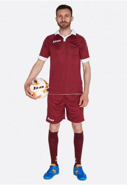 Футбольная форма (шорты, футболка) Zeus KIT SCORPION GN/BI Z00271