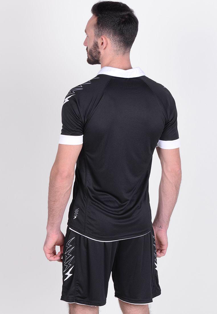Футбольная форма (шорты, футболка) Zeus KIT SCORPION NE/BI Z00272