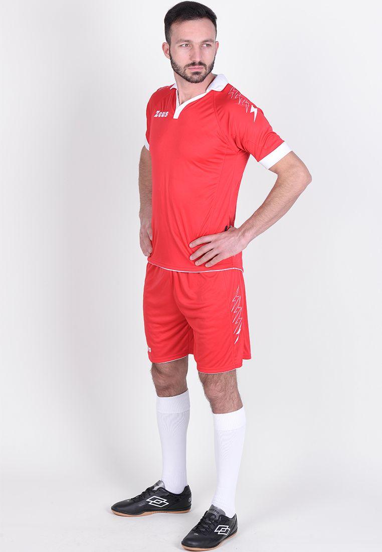 Футбольная форма (шорты, футболка) Zeus KIT SCORPION RE/BI Z00273