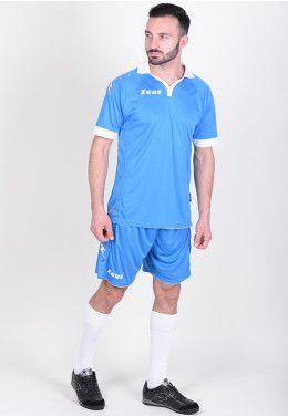 Футбольная форма (шорты, футболка) Zeus KIT SCORPION RO/BI Z00274