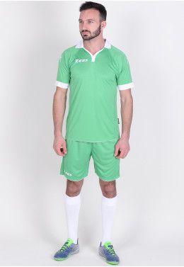 Футбольная форма (шорты, футболка) Zeus KIT SCORPION VE/BI Z00276